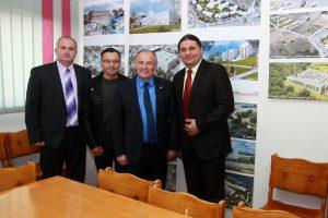 Član njemačkog parlamenta Josip Juratović ponudio pomoć Općini Kalnik u realizaciji projekata