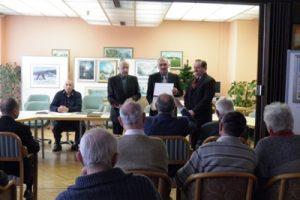 Općinski načelnik primio priznanje Saveza antifašističkih boraca i antifašista RH