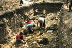 Arheološka istraživanja na Igrišću