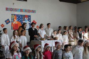 Božićna školska priredba