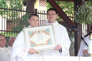 Mlada misa velečasnog Antuna Faltaka na Kalniku