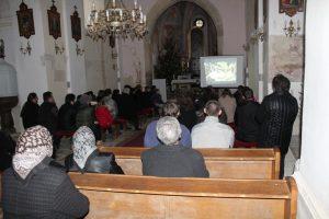 Projekcija dokumentarnog filma Hrvatski Badnjak u Kalničkom prigorju