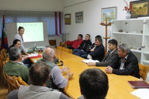Održano predavanje o zaštiti vinove loze