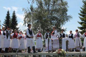 "Poziv na ""Festival narodnih običaja, pjesme i plesa"""