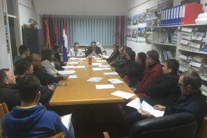 Održana 1. sjednica kolegija Mjesnih odbora u Kalniku