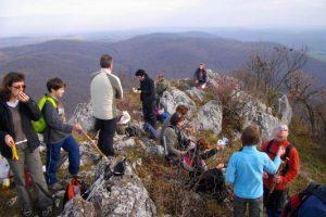 Božićni planinarski pohod po Kalničkoj gredi 2013.