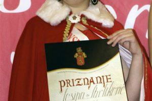 Josipa Pavleković izabrana za Vinsku kraljicu kalničke vinske regije 2016.