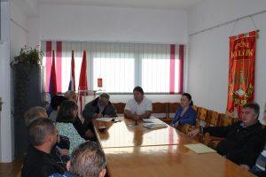 Potpisivanje ugovora o sufinanciranju zamjene stolarije
