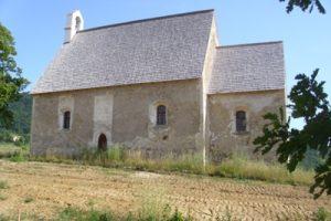 Kapela sv. Andrije u Kamešnici