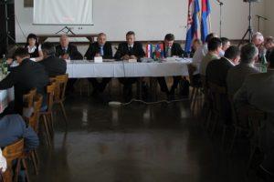 Kolegij gradonačelnika i općinskih načelnika sa županom