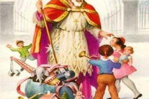 Darivanje djece povodom blagdana Svetog Nikole