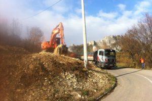 Modernizacija ceste prema starom gradu Veliki Kalnik