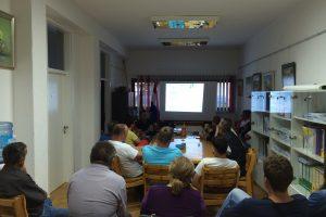 "Održano predavanje ""Bespovratna sredstva iz EU fondova za male poljoprivrednike"""