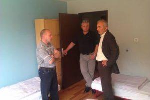 Posjet zamjenika župana vezano uz uspostavu škole u prirodi na Kalniku