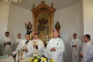 Blagosolov elekrifikacije zvona u kapeli sv. Martina