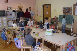 Nova oprema za predškolski odgoj i vrtić