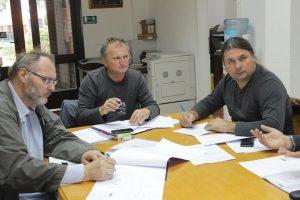 Potpisivanje Ugovora za vršenje radova na uređenju zvonika crkve sv. Brcka u Kalniku