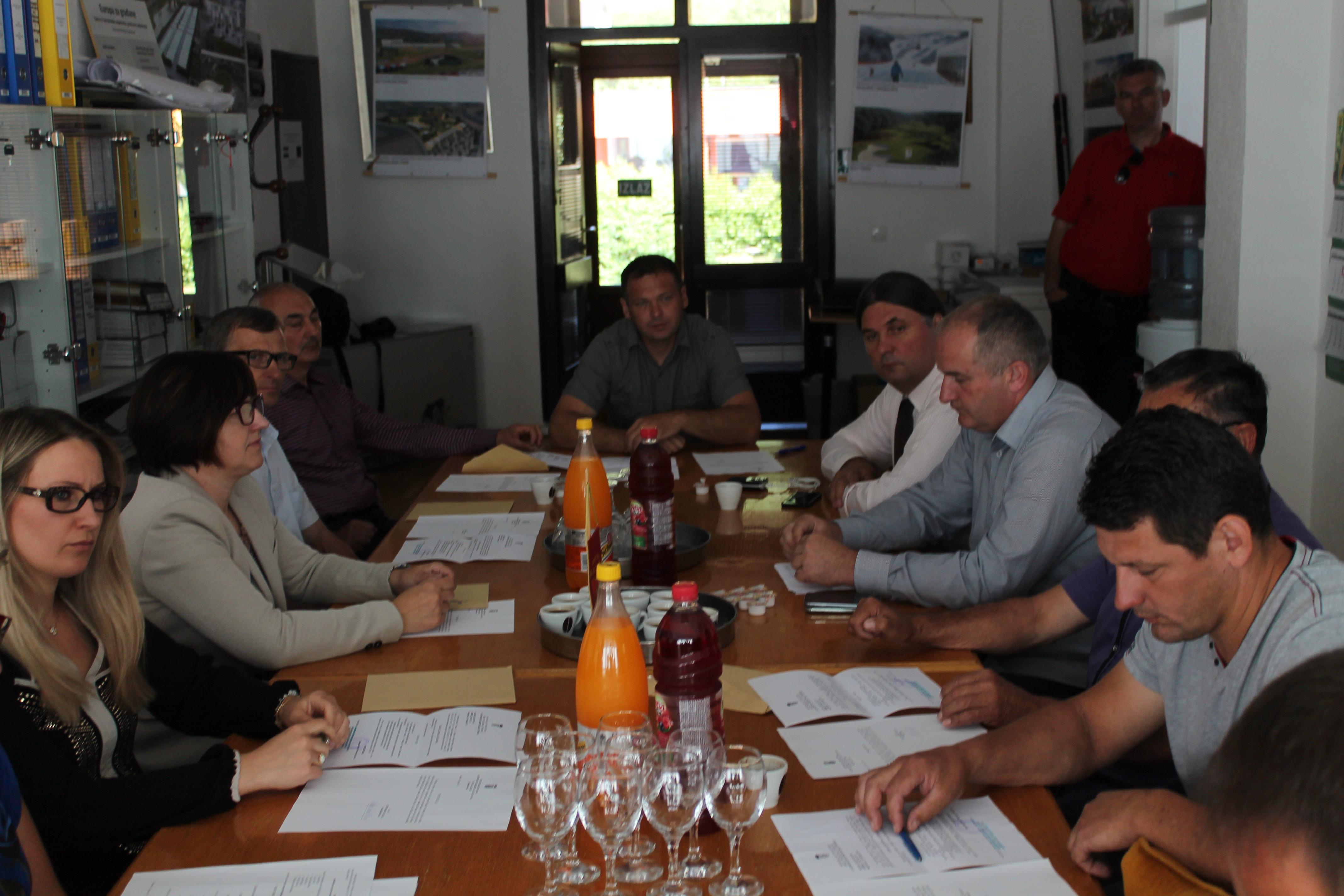 Konstituirajuća sjednica Općinskog vijeća Općine Kalnik