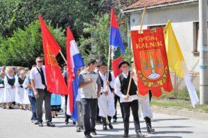 Proslava 20. rođendana Općine Kalnik i blagdana sv. Brcka