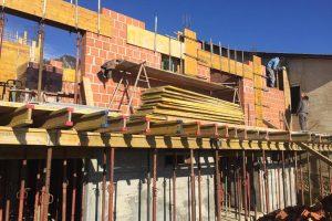 Radovi izgradnje Doma za stare i nemoćne osobe Gornje Borje u tijeku