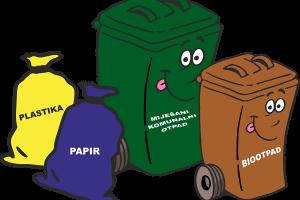 Naputak o razvrstavanju korisnog otpada