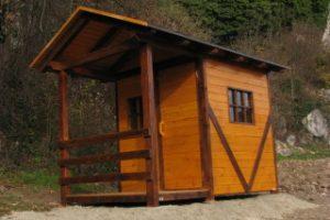Javni poziv za davanje u najam drvene kućice bez naknade