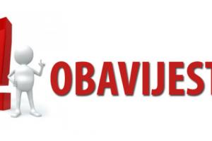 Obavijest o dežurstvu Stožera civilne zaštite Općine Kalnik radi izdavanja propusnica