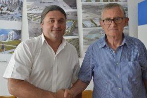 Sklopljen ugovor na radovima rekonstrukcije nerazvrstane ceste NC01