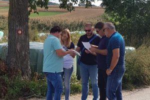 Održana 1. koordinacija investitora i izvođača radova na nerazvrstanoj cesti NC01