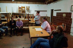 Održan sastanak s MO Šopron na temu mjesnog vodovoda