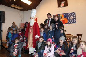 Sveti Nikola i Krampus posjetili mališane Općine Kalnik