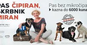Obavijest vlasnicima/posjednicima pasa