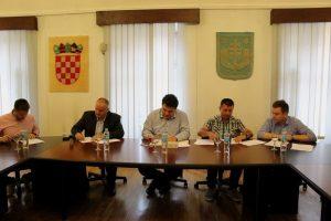 Grad Križevci i okolne općine potpisali Sporazum na projektu razvoja infrastrukture širokopojasnog pristupa
