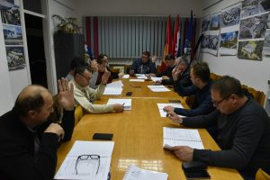 Sazvana 16. sjednica Općinskog vijeća