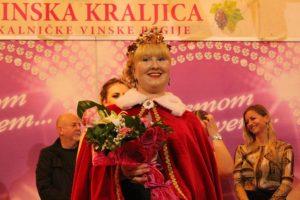 Izbor Vinske kraljice Kalničke vinske regije za 2020