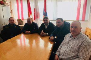 Održan sastanak sa predstavnicima Policijske postaje Križevci