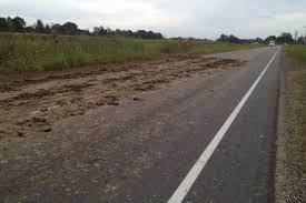 OBAVIJEST – iznošenje blata na prometnice i zaoravanje putnih jaraka uz ceste