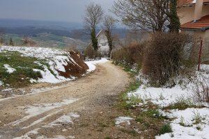 Modernizacija nerazvrstanih cesta