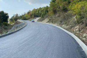 Radovi na modernizaciji ceste Borje-Hruškovec